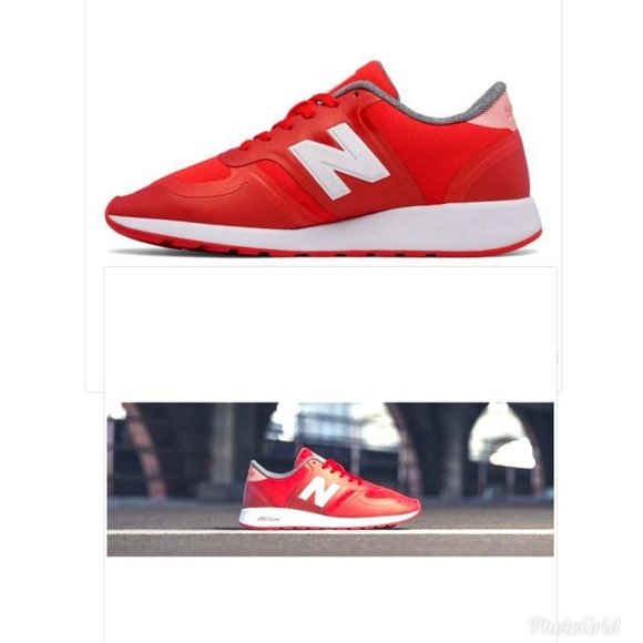 new balance 420 revlite red